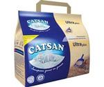 Наполнитель Для Кошачьего Туалета Catsan (Катсан) Ultra Plus Ультра Комкующийся 5л (1*1)