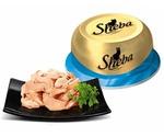 Консервы Sheba (Шеба) Classic Для Кошек Сочный Тунец в Нежном Соусе 80г