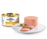 Консервы Gourmet (Гурме) Gold Для Кошек Паштет с Индейкой 85Г