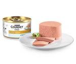 Консервы Gourmet (Гурме) Gold Для Кошек Паштет с Тунцом 85г