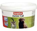 Витамины Для Котят и Щенков Beaphar (Беафар) Junior Cal 200г 10321