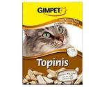 Витамины Для Кошек Gimpet (Джимпет) Topinis Кролик и Таурин 190таб