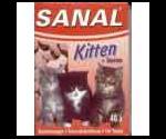 Витамины Sanal Kitten (Санал Киттен) для Котят 40т 114004