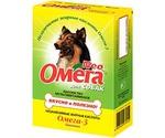 Витамины Для Собак Омега Neo с Биотином 90таб Фармакс