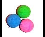 Игрушка Триол 03n Мяч для Гольфа Одноцветный Зефирный (1*4)