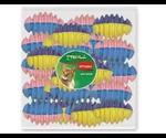 Игрушка Triol (Триол) Мяч Для Регби Двухцветный Спиралька Зефирный (1*4)