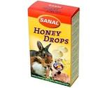 Витамины Для Грызунов Sanal (Санал) Honey Drops Дропсы Мед 45г 750004