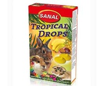 Витамины Для Грызунов Sanal (Санал) Дропсы Тропические Фрукты Tropical Drops 45г 745000