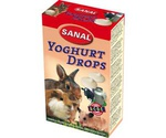 Витамины Для Грызунов Sanal (Санал) Yoghurt Drops Дропсы Йогурт 45г