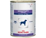 Лечебные Консервы Royal Canin (Роял Канин) Veterinary Diet Canine Sensitivity Control Chicken & Rice  Для Собак При Пищевой Аллергии 420г