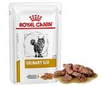 Лечебный Влажный Корм Royal Canin (Роял Канин) Для Кошек При Заболеваниях Дистального Отдела Мочевыделительной Системы Кусочки в Соусе Veterinary Diet Feline Urinary S/O 85г