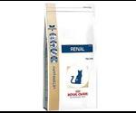 Лечебный Сухой Корм Royal Canin (Роял Канин) Для Кошек При Заболевании Почек Renal RF23 2кг