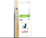Лечебный Сухой Корм (Роял Канин) Для Кошек При Диабете Veterinary Diet Feline Diabetic DS46 1,5кг