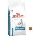 Лечебный Сухой Корм Royal Canin (Роял Канин) Для Собак с Пищевой Непереносимостью Veterinary Diet Canine Hypoallergenic 14 кг