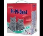Наполнитель Pi-Pi-Bent Коробка для Котят 5кг (1*4)