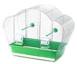 Клетка Для Птиц Inter Zoo (Интер-Зоо) 58*38*43см Beta Ос. P016