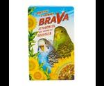 Корм Brava (Брава) Для Волнистых Попугаев Фрукты и Овощи 500г (1*14)