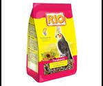Корм Rio (Рио) Parakeets Moulting Period Для Средних Попугаев в Период Линьки 500г (1*10)