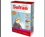 Корм Sultan (Султан) Трапеза Для Средних Попугаев с Овощами и Экзотическими Фруктами 400г (1*14)