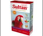 Корм Sultan (Султан) Трапеза Для Крупных Попугаев с Экзотическими Фруктами и Орехами 400г (1*14)