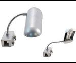 Светильник Для Аквариума Jebo Jb09-2 Навесной Серебро 9Вт