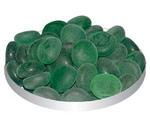 Грунт Для Аквариума Triton (Тритон) Стеклянный №163 Плоский Лесная Зелень Матовый 170г