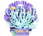Коралл Для Аквариума Penn Plax (Пенн Плакс) Ветка Голубая 18см