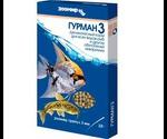 Корм Для Рыб Гурман-3 Зоомир Тонущие Гранулы 30г