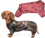Комбинезон Для Собак Породы Такса 41см Болонь Гамма №6 Универсал