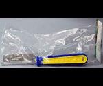 Расческа Триол 312 Сине-Желтая Ручка для Вычес.Блох