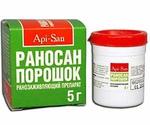Раносан Порошок Антисептик 5г Для Кошек и Собак АПИ-САН