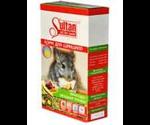 Sultan (Султан) Для Шиншилл Фрукто-Овощная Трапеза 400Г