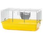 Клетка Для Кроликов Inter-Zoo (Интер-Зоо) RABBIT 60 ZINC 58*38*31см G072
