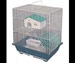 Клетка Triol (Триол) Для Грызунов №2103 Цветная 30*23*29см