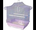 Клетка Триол для Птиц №3200а Цветная 34,5*28*50см