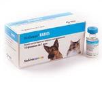 Нобивак Рабиес (Nobivac Rabies) (1*10) флакон 1 мл (1 доза)