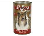 Консервы Dr.Alders (Доктор Алдерс) MyLord Мой Лорд Классик Для Собак Говядина с Печенью 415г