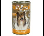 Консервы Dr.Alders (Доктор Алдерс) MyLord Мой Лорд Классик Для Собак Индейка с Уткой 415г
