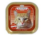 Консервы Dr.Alders (Доктор Алдерс) Premium Cat Премиум Для Кошек Паштет Говядина 100г