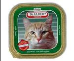 Консервы Dr.Alders (Доктор Алдерс) Premium Cat Премиум Для Кошек Паштет Дичь 100г