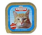 Консервы Dr.Alders (Доктор Алдерс) Premium Cat Премиум Для Кошек Паштет Лосось 100г
