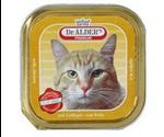 Консервы Dr.Alders (Доктор Алдерс) Premium Cat Премиум Для Кошек Паштет Птица 100г