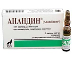 Анандин 10% Раствор Для Инъекций 2мл