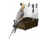 Ванночка Для Попугаев Ferplast (Ферпласт) Купалка Для Средних Попугаев L101