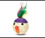 Когтеточка Triol (Триол) Мяч Мордочка 6,5см S2010