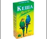 Корм Для Волнистых Попугаев Кеша Овес Зерновая Смесь 500г (1*28)