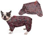 Комбинезон Для Собак Породы Французский Бульдог 32см Болонь Гамма №5 Универсал