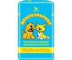 Подстилки Для Собак и Кошек Пелигрин Доброзверики Впитывающие 40*60см 5шт