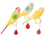 Игрушка Для Птиц Trixie (Трикси) Попугайчик 13см 5311
