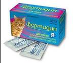 Вермидин Для Кошек 2 таблетки